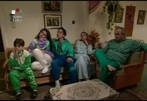 مسلسل سوري قديم مذكرات عائلة الحلقة 10 سوريات